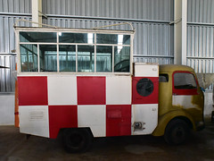 Airfield Control Vehicle (D70) Tags: airfield control vehicle bantam karrier truck maltaaviationmuseum taqali malta