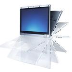 パーソナルコンピューターの写真