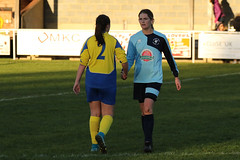 69 (Dale James Photo's) Tags: buckingham athletic ladies football club ascot united fc reserves womens thames valley counties league cup stratford fields non