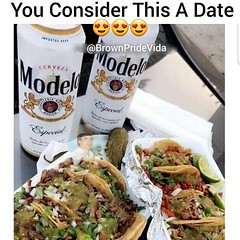 Tacos are always a yes for date night!!!!! Or sushi 🍣 just saying. (jenstalder) Tags: ifttt instagram tony horton beachbody shaun t fitness p90x insanity health fun love