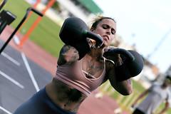 (Anna Lau Cas) Tags: crossfit sports wod strong bike lift portrait