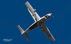 Sansa C208 TI-BDL (aleks_cal) Tags: sansa cessna caravan 208 c208 avion plane aviation sanjose costarica airport blue sky belly