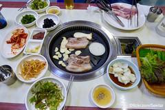 Bulgogi - Grilled Pork, Daegu South Korea (Sekitar) Tags: korea southkorea south asia 한국 대한민국 bulgogi grilled pork daegu food earthasia