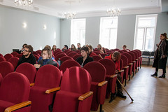 Студенты Литинститута (litinstitutmaximgorky) Tags: litinstitut2018 students lection arion poets critics writers