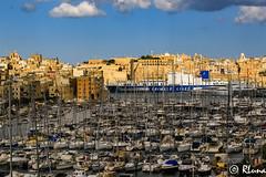LAS TRES CIUDADES (RLuna (Instagram @rluna1982)) Tags: sliema malta island photo rluna rluna1982 travel holidays beach sea gozo comino europa birgu senglea vittoriosa cospicua lastresciudades cottonera europe unioneuropea
