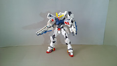 LEGO Gundam F91 (demon1408) Tags: f91 mobile suit gundam kidou senshi arno seabook movie figure mecha robot model kit lego technic herofactory brick bionicle creation moc 160 đồ chơi những người trong ảnh