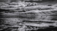 Fishermen in the Storm (JDS Fine Art Photography) Tags: fishermen fishing dramaticsky