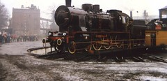 45.24 (Ray's Photo Collection) Tags: poland steam railway train pkp railways polish winter snow tour rail