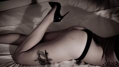 Legs (Bad Side) Tags: model frind amica modella slip ass gambe legs hight heels tacchi alti
