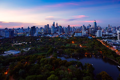 Lumpini park, The lungs of Bangkok city, Thailand (Patrick Foto ;)) Tags: architecture asia background bangkok building business city cityscape condominium corporate dawn day district downtown dusk estate evening green lake landscape light lumphini lumpini metropolis metropolitan modern morning office orange park reflect reflection residential scenic sky skyline skyscraper sunrise sunset tall thailand tourism tower town travel twilight urban view water zone bangkokmetropolitanregion th