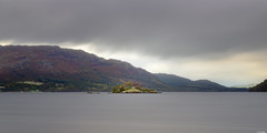 Islet (Rico the noob) Tags: 2018 rock d850 lakedistrict 2470mm nature water mountains outdoor panorama 2470mmf28 clouds trees published rocks tree travel forest hills lake sky dof longexposure landscape uk mountain