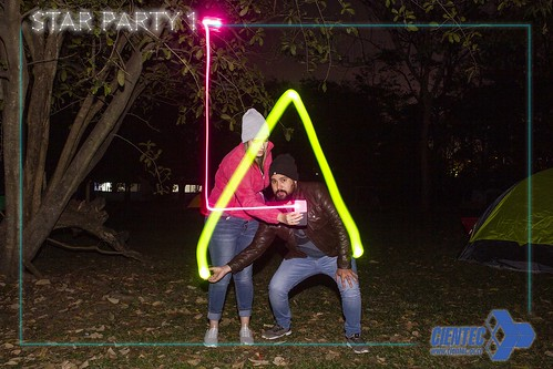 1 Star Party 2019 Pintando con Luz