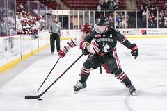 UMass Hockey vs. Northeastern 1-58 (dailycollegian) Tags: umass hockey ice college sports mullins center minutemen northeastern win east brett boeing carolineoconnor