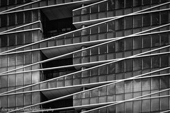 White stripes (www.chriskench.photography) Tags: blackandwhite france buildings chriskenchphotography copyright paris cities ladéfense monochrome architecture bw travel xt2 europe fujifilm chriskench puteaux hautsdeseine fr