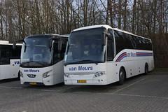 VDL Bus SB4000 / VDL Berkhof Axial 50 met kenteken BP-JD-34 en VDL Futura FHD2-122 met kenteken 49-BHH-3 van Taxibedrijf Van Meurs in Simpelveld 26-12-2018 (marcelwijers) Tags: vdl bus sb4000 berkhof axial 50 met kenteken bpjd34 en futura fhd2122 49bhh3 van taxibedrijf meurs simpelveld 26122018 busse bussen buses coach autobus reisebus touringcar zuid limburg nederland niederlande netherlands pays bas