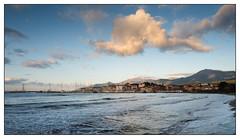 Glorious evening light! (Wilco1954) Tags: corse corsica seascape leicaq evening golfedesaintflorent saintflorent capcorse