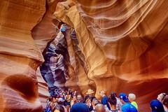Upper Antelope Canyon (simonmgc) Tags: antelopecanyon arizona canyon page upper
