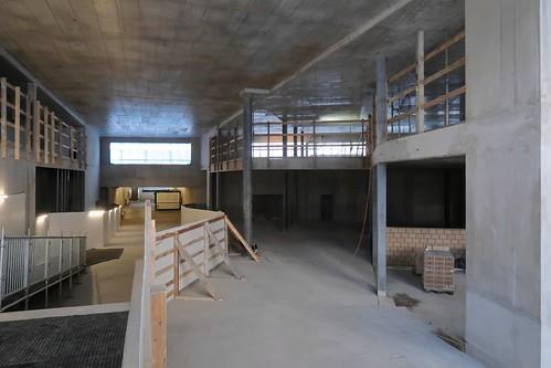 Andermatt - Renewal of Station MGB