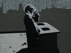 Warsaw Uprising mural on Konwiktorska Street outside the Polonia Warszawa stadium (stillunusual) Tags: warsaw warszawa wwa poland polska streetphotography street city cityscape urban urbanscenery urbanlandscape streetart urbanart urbanwalls wall wallart wallporn graffiti graffitiporn mural art artwork publicart culture polishculture commemoration remembrance history historicalplaces historyofpoland polishhistory historiapolski secondworldwar worldwarii worldwar2 wwii ww2 war polishresistance polishunderground polishundergroundstate armiakrajowa homearmy warsawuprising powstaniewarszawskie warsawrising 1944 germany deutschland germanhistory nazi nazigermany thirdreich holiday vacation travel travelphotography travelphoto travelphotograph 2018