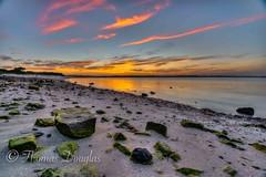Sunset Kurnell Beach Sydney (600tom) Tags: captaincookslandingplace nikon810 beautiful awesome clouds water waves ocean sand australia sydney kurnell beach rocks sunset