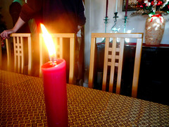 Candle in Situ