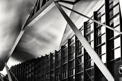 GDN#2 (phileveratt) Tags: 2 gdańsk poland gdańsklechwałęsaairport airport windowwednesdays windowwednesday windows window blackwhite monochrome canon eos77d efs18135 gdn