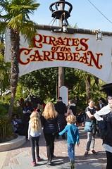 Heading To The Pirates Of The Caribbean (Joe Shlabotnik) Tags: disneylandparis eurodisney paris caribbean april2018 france disney everett sign pirates 2018 violet disneyland sue afsdxvrzoomnikkor18105mmf3556ged