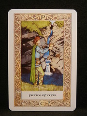 Prince of Cups. (Oxford77) Tags: tarot thenorsetarot norse viking vikings cards card tarotcards