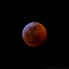 Lunar Eclipse January 20, 2019 (Jeff Sullivan (www.JeffSullivanPhotography.com)) Tags: total lunar eclipse astrophotography astronomy hdr photomatixpro usa night photography canon eos 70d road trip photo copyright 2019 january photomatix