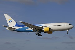 N603KW MIA 30.12.2018 (Benjamin Schudel) Tags: mia miami international airport florida usa boeing swiftair eastern airlines n603kw 767200