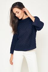 beeanddonkey_sweter_wzorzysty_154 (beeanddonkey) Tags: beeanddonkey sweater fashion moda bee donkey sweter style stylish madeinpoland