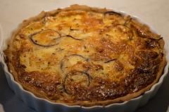Quiche Lorraine (maxst001) Tags: liebe love eggs onions bacon cream schlagobers eier zwiebel speck üppig essen onceeins einsonce kw04473 2018yip essenmitfreunden kochen