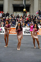 Chicago Thanksgiving Parade (samaelsworkshop) Tags: ifttt 500px football recreation performance teenage boy arms raised standing one leg motion agility spotlight high heels go dancer victory fist competition track field cheering warmers leggings leotard jumping outstretched dancing pantyhose athlete crowd kicking hand legs apart skateboard sports exercise runner coach fitness selfimprovement