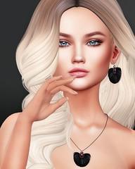 My new Greer (desiredarkrose) Tags: glamaffair lelutka leltukabento greer blonde portrait lyrium amias skin skinapplier
