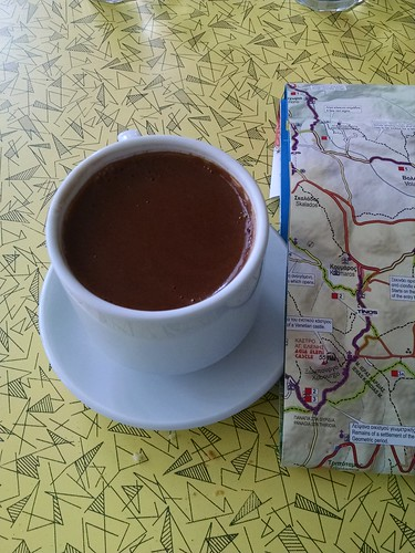 Greek coffe, Falatados