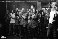 2018 Bosuil-Het publiek bij Yesshows en Genesis Project 13-ZW