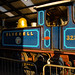 323 Bluebell In The Shed At Sheffield Park Station