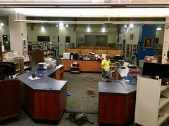 Almost Done (Lester Public Library) Tags: lesterpubliclibrary 365libs librariesandlibrarians tworiverswiscsonsin wisconsinlibraries publiclibrary library libraries lpl lesterpubliclibrarytworiverswisconsin publiclibraries readdiscoverconnectenrich tworiverswisconsin