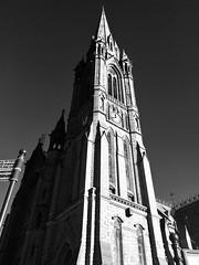 An Ardeaglais, an Cóbh (Rhisiart Hincks) Tags: eglwysgadeiriol ilizveur cathedral cathaireaglais àrdeaglais katedrala ardeaglais àrdeaglaisblackandwhite bw zuribeltz blancetnoir blackwhite monochrome unlliw blancoynegro zwartwit sortoghvid μαύροκαιάσπρο feketeésfehér juodairbalta melnsunbalts černýabílý czarnyibiały mnyamanokumhlophe pangometema contaechorcaí swyddcorc countycork duagwyn gwennhadu dubhagusgeal blackandwhite ancóbh cobh éire eirinn iwerzhon ireland iwerddon ирландия iwerdhon irsko ιρλανδία