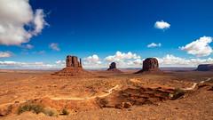 The far west (moderne) (S@ndrine Néel) Tags: farwest western etatsunis amérique america unitedstates monumentvalley néelsandrine indien navajos ouestaméricain landscape