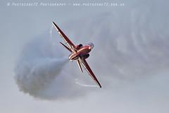9561 R7 (photozone72) Tags: raf rafat redarrows reds aviation aircraft hawk canon canon7dmk2 canon100400f4556lii 7dmk2 scampton lincolnshire