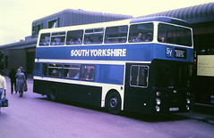 Slide 125-31 (Steve Guess) Tags: west yorkshire england gb uk bus southyorkshire leyland olympian ncme northern counties a103oug pontefract