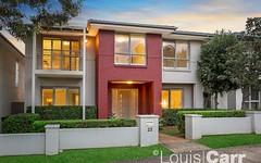 22 Tilbury Avenue, Stanhope Gardens NSW