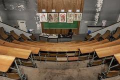 auditorium (Captured Entropy) Tags: lostplace abandoned decay auditorium university