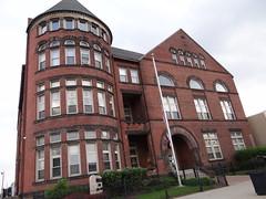 Memorial Hall (1891) - Circleville, OH (jaci starkey) Tags: 2014 ohio pickawaycounty veterans nationalregisterofhistoricplaces