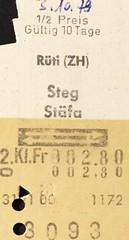 "Bahnfahrausweis Schweiz • <a style=""font-size:0.8em;"" href=""http://www.flickr.com/photos/79906204@N00/32259409828/"" target=""_blank"">View on Flickr</a>"