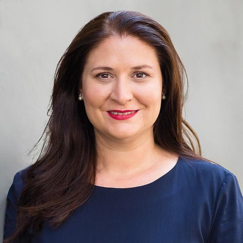 Landesparteisekretärin Barbara Novak, BA