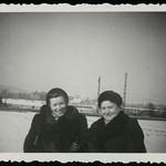 Archiv S40 Bei der Bahnstrecke, Februar 1955 thumbnail
