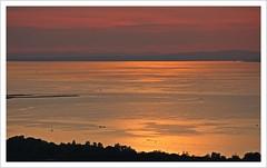 Golden Lake (https://www.norbert-kaiser-foto.de/) Tags: bodensee lakeconstance bregenz gebhardsberg vorarlberg see natur nature landschaft landscape sunset sonnenuntergang wasser aussicht abendlicht abend dämmerung