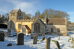 All Saints' Church, North Cerney (Roger Wasley) Tags: all saints church north cerney gloucestershire architecture history ancient building cotswolds listed